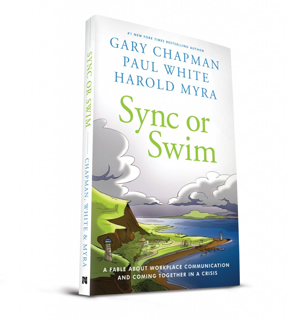 Sync or Swim a Fable about Workplace Communication and Coming Together in a Crisis