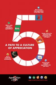 Download the 'Path to a Positive Workplace Culture' PDF from Appreciation at Work to develop authentic appreciation and create greater employee engagement in your workplace.
