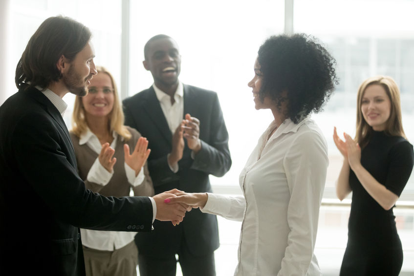 Learn how positive affirmation can improve your work culture