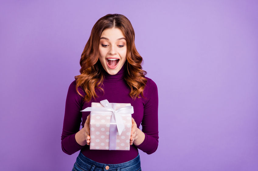 How do you give a gift they'll appreciate?